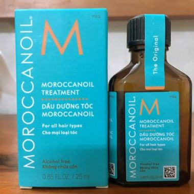Tinh dầu dưỡng tóc Moroccanoil Treatment 25ml ( For All Hair Types)