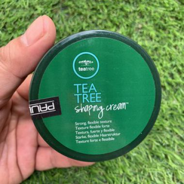 Sáp tạo kiểu Tea Tree Shaping Cream Paul Mitchell 85g