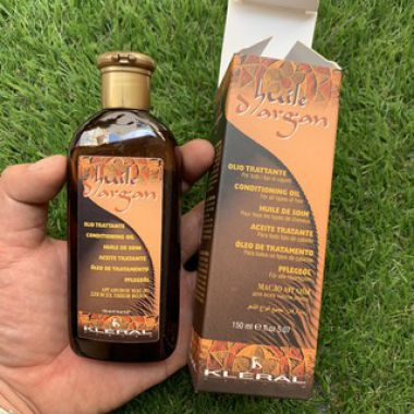 KLERAL TINH DẦU HUILE D'ARGAN CONDITIONING OIL 150ML